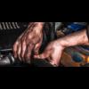 Szemcsés kézmosó - közepes ⚪⚫⚫