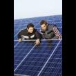 Fotovoltaik- és napkollektor tisztító