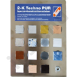2-K Techno-PUR konstrukciós ragasztó, 250ml