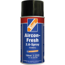 Klímatisztító és szagsemlegesítő spray 2.0, 150ml