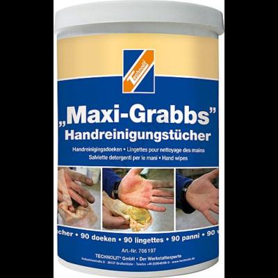Nedves kéztisztító kendő - Maxi-Grabbs
