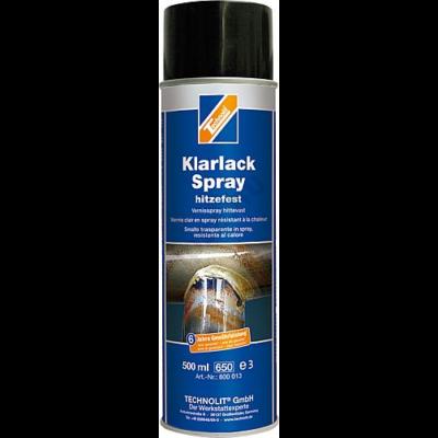Hőálló lakk spray, 500ml
