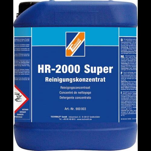 """Hideg zsíroldó tisztítókoncentrátum """"HR-2000 Super"""""""