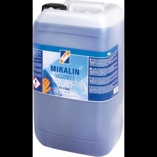 """Ablaktisztító folyadék """"Miralin"""""""